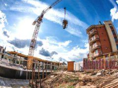 В городе Исмаиллы строится новый отель