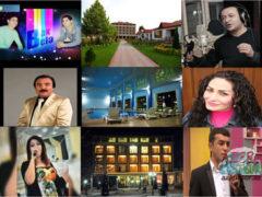 Весенний концерт в отеле Afra Hotel Oğuz