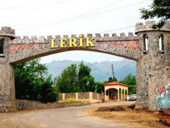 Город Лерик — Азербайджан