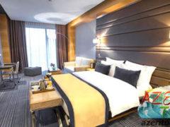 В Баку открылось три новых отеля