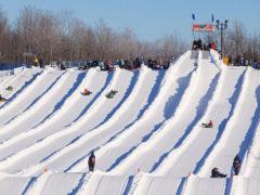 Snow Tubing Park Ilisu откроется 27 декабря