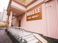 В Баку открылся отель Deluxe Sity Hotel