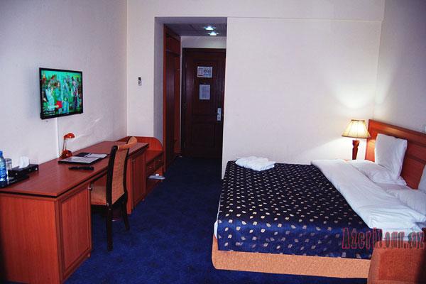 AFRA Hotel Oguz номер