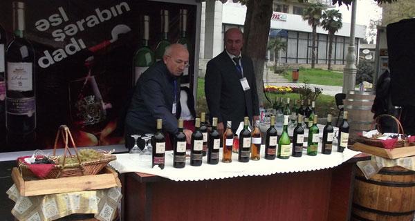 Фестиваль вина в Гянджа