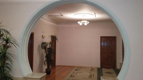Hall отеля Baku Palace Hotel