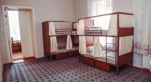 Комната хостела Old Ganja Hostel