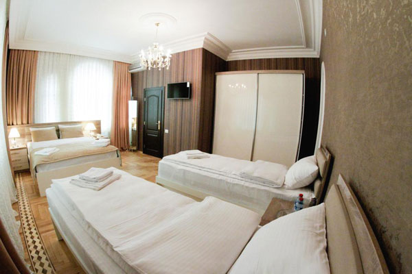 Комната отеля All Seasons Hotel Baku