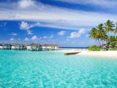 Лучшие пляжи мира с белым песком