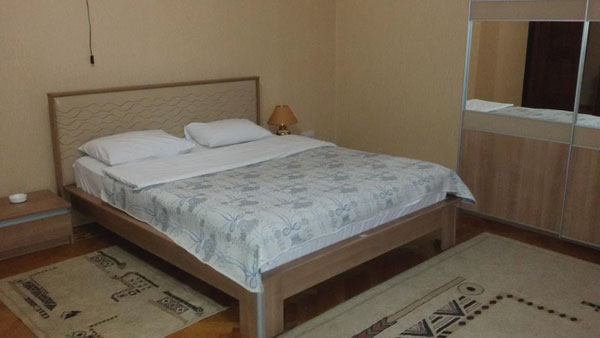 Номер отеля Baku Palace Hotel