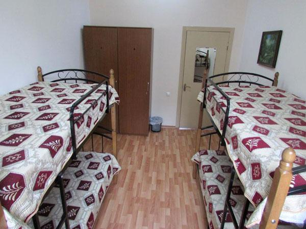 Спальная хостела Shir Hostel Baku