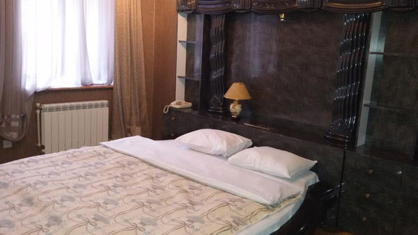 Спальная отеля Baku Palace Hotel