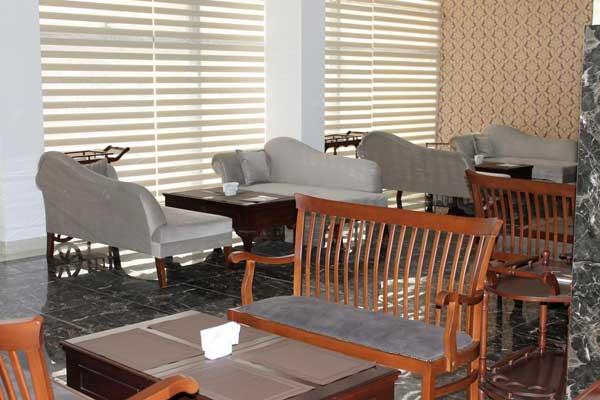 Бар отеля Shahdag Guba Hotel & Spa
