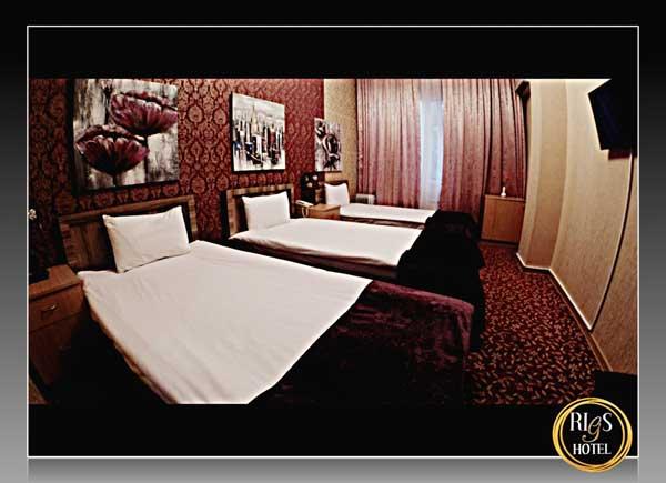 Комната отеля Rigs Hotel Baku