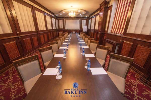 Конфранц-зал отеля Baku Inn Hotel