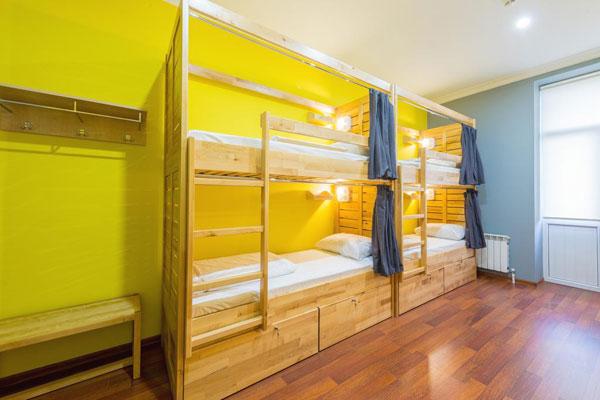 Номер хостела Sahil Hostel & Hotel