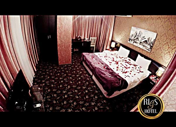 Номер отеля Rigs Hotel Baku