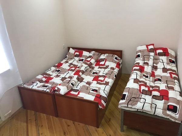 Спальная хостела хостела