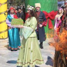 На праздник Новруз в Баку пройдет большой фестиваль