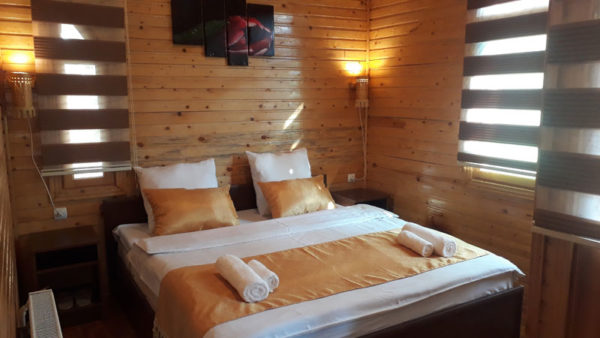 Спальная отеля Кунжут Шеки