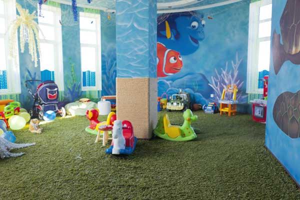 Детская комната отеля Palmalife Lankaran Resort
