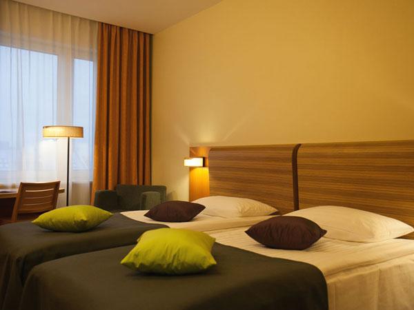 Комната отеля Atlant Набрань