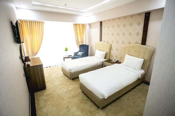 Комната отеля Continent Hotel Baku