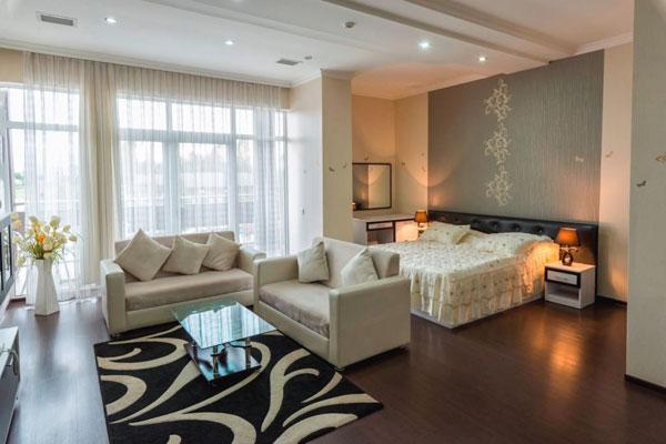 Комната отеля Palmalife Lankaran Resort