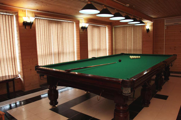 Настольные игры отеля Kungut Hotel & Resort