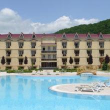 Kaspıa Yeddi Gozel Hotel Gabala