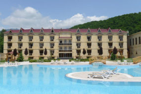 Qafqaz Yeddi Gozel Hotel