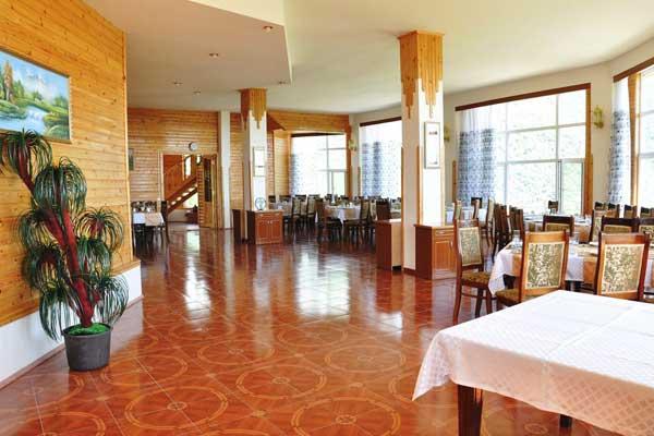Ресторан отеля Kungut Hotel & Resort