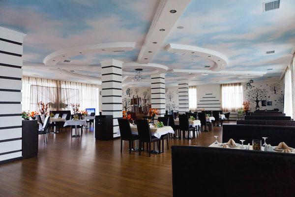 Ресторан отеля Palmalife Lankaran Resort