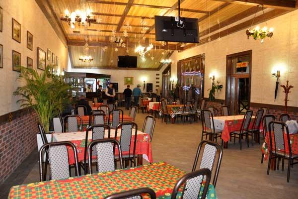 Ресторан зоны отдыха Xutorok Qusar