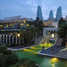В отелях Азербайджана проведено 586 тысяч ночей