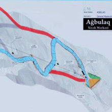 В Нахичеване строится горнолыжный курорт