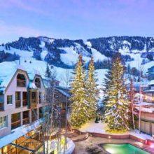 Aspen — самый дорогой горнолыжный курорт в мире