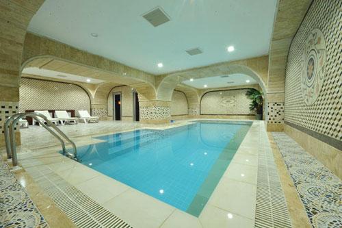 Бассейн отеля Tebriz Hotel Nakhchivan
