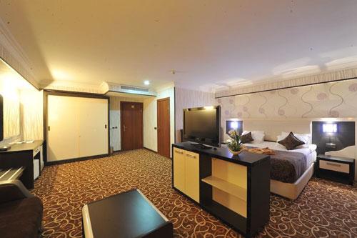Гостиная отеля Tebriz Hotel Nakhchivan
