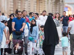 Туристы из Ирака выбирают Азербайджан