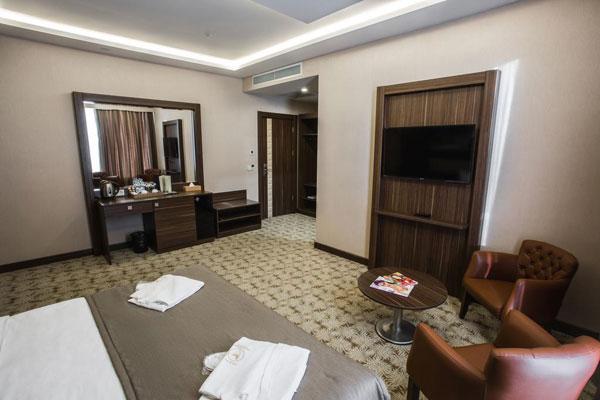Гостиная отеля Баку