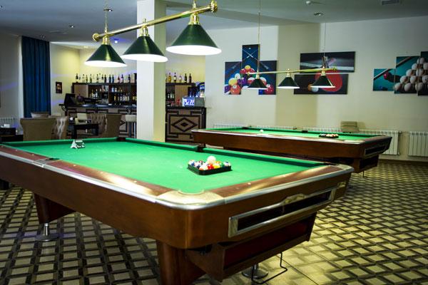 Игровой зал отеля Мархал Шеки