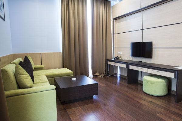 Гостиная отеля Marxal Resort & Spa