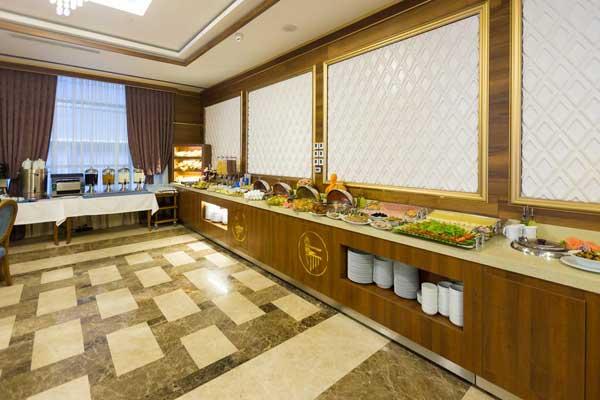Кухня отеля Баку