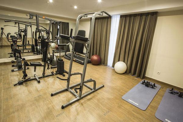 Фитнес-центр отеля Баку