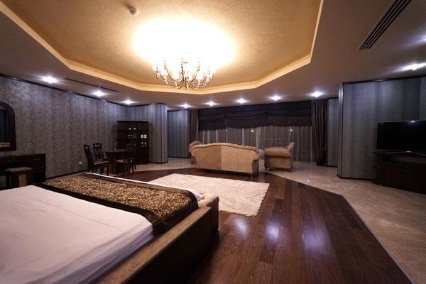Комната отеля Marxal Resort & Spa