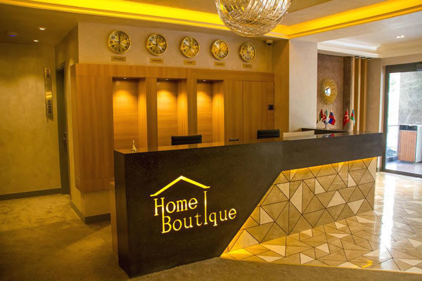 Home Boutique Hotel Baku