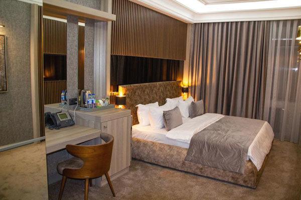 Комната отеля Home Boutique Hotel Баку