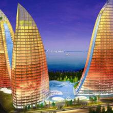 Отели Азербайджана заполнены на 90%