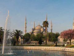 Побит туристический рекорд в Стамбуле