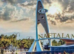 В Нафталане строится два современных оздоровительных центра